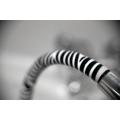 Flexible de douche design motif Zebra