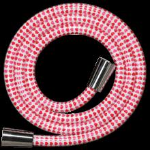 Flexible de douche décoré motif Girly