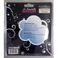 Flexible de douche décoré motif Bubbles -pack
