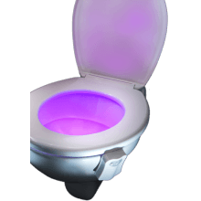 LED Toilet Light La Douchette Magique