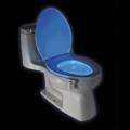 LED Toilet Light La Douchette Magique