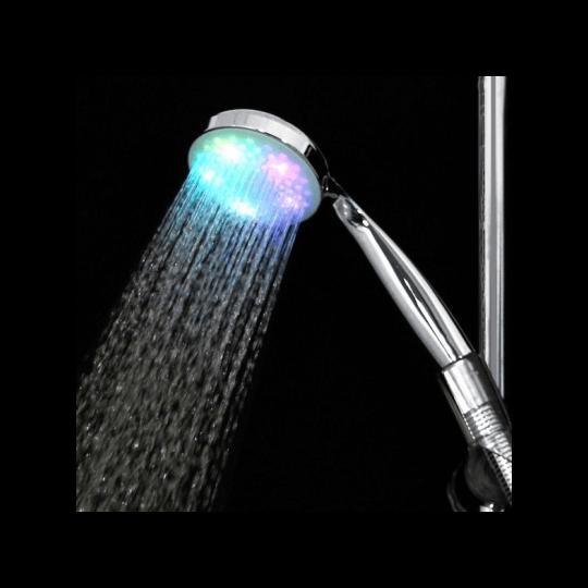 LED Hand Shower model RAINBOW